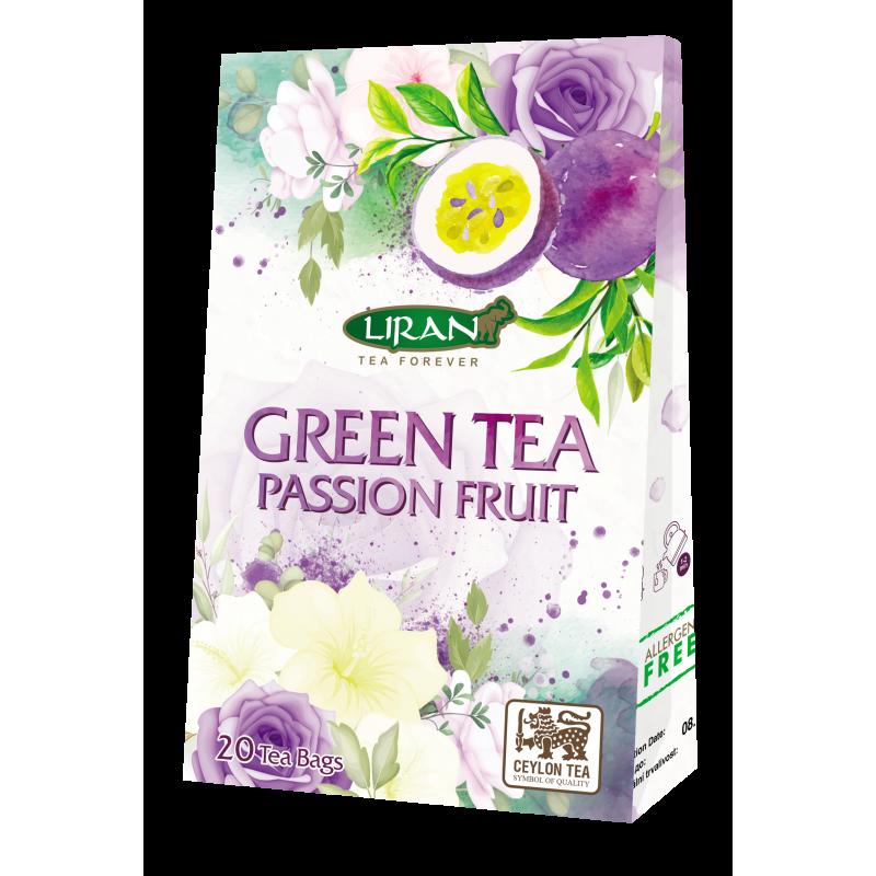 Green Tea Passion Fruit L921 - SKLADEM V ŘÍJNU