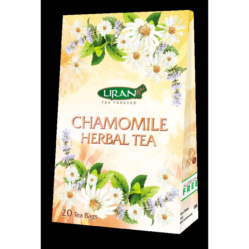 Chamomile Herbal Tea L924 - SKLADEM V ŘÍJNU
