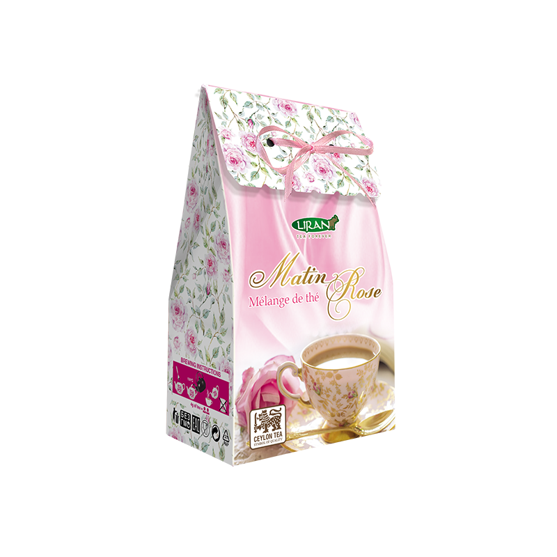 Matin Rose - Black Tea L031