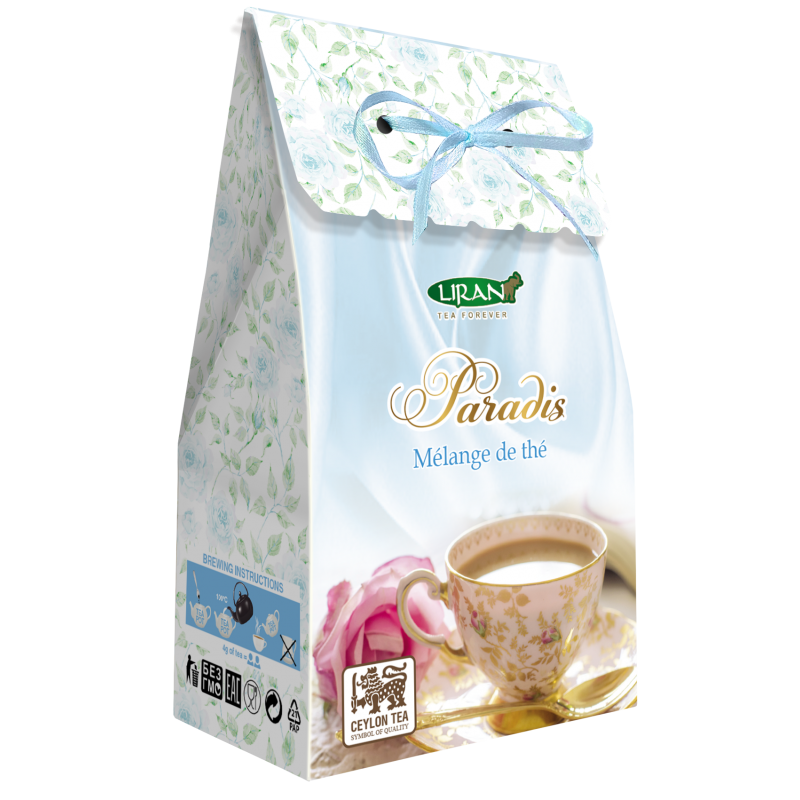 Paradis - Green Tea L034 - SKLADEM V LISTOPADU
