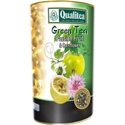 Green Tea Passion Fruit Q001