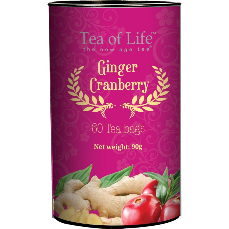 Ginger Cranberry T48886