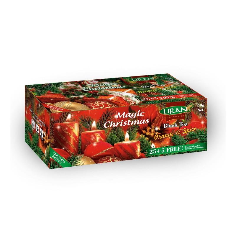 Magic Christmas svíčky 25+5 L019 - SKLADEM V ŘÍJNU