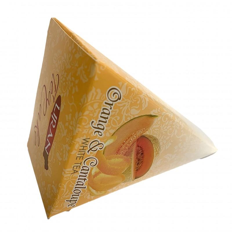 Čajový dort LIRAN Orange & Cantaloupe LC07