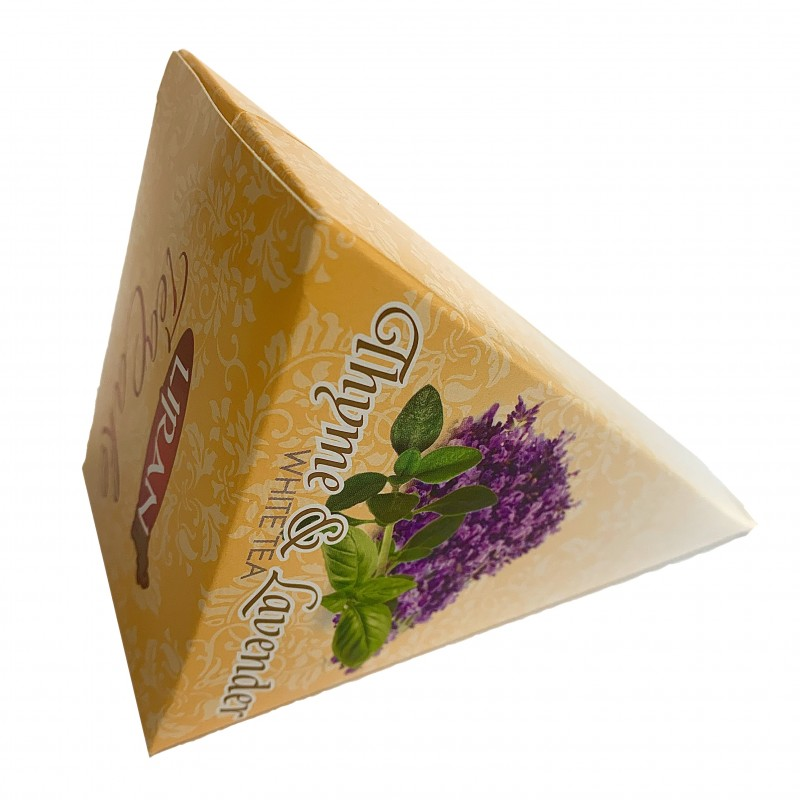 Čajový dort LIRAN Thyme & Lavender LC05