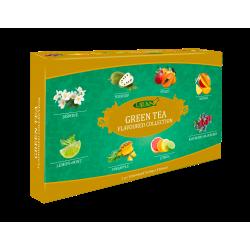 Kolekce zelených čajů L170