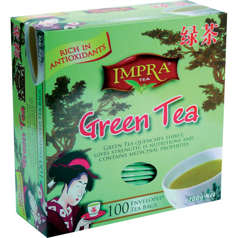 Green Tea 6009